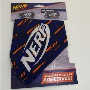 New Nerf bandanna
